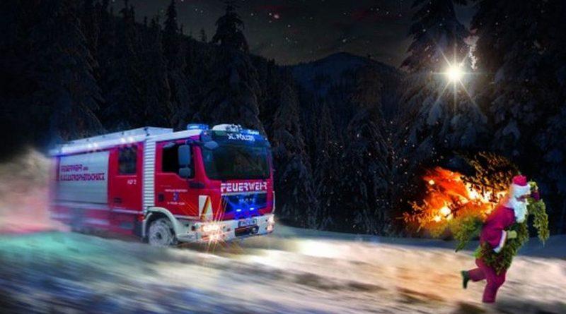 weihnachten freiwillige feuerwehr clenze