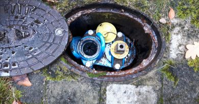 Hydranten freihalten
