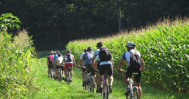 Einladung zur Fahrradtour für Aktive