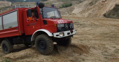 Gerätekunde GW (Gerätewagen)