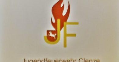 Jahreshauptversammlung der Jugendfeuerwehr Clenze