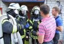 Gemeinsame Ausbildung der Atemschutzgeräteträger