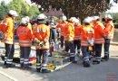 Einladung: Technische Hilfe Ausbildung in Gistenbeck