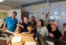 Besuch der Rettungsleitstelle in Lüchow …